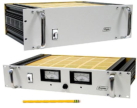 Rack Mounting Power Supplies